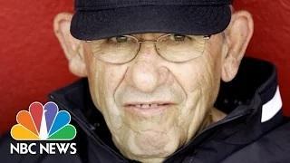 Yankee Stadium Honors Yogi Berra | Short Take
