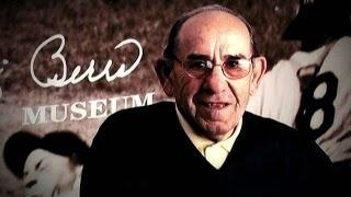 Yogi Berra: The man behind 'It ain't over till it's over'
