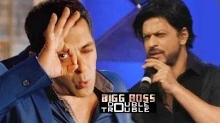 Salman Khan's Bigg Boss 9 Double Trouble | Shahrukh Khan to promote Dilwale