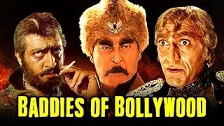 RARE VIDEO | Bollywood Villains