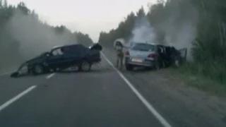 Car Crash Compilation, Car Crashes Caught On Camera