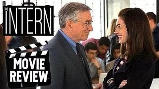 'The Intern' Movie REVIEW By Bharathi Pradhan | Robert De Niro
