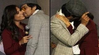 Main Aur Charles TRAILER LAUNCH | Randeep Hooda & Richa Chadda SMOOCH
