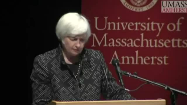Fed Says Yellen OK After Dehydration
