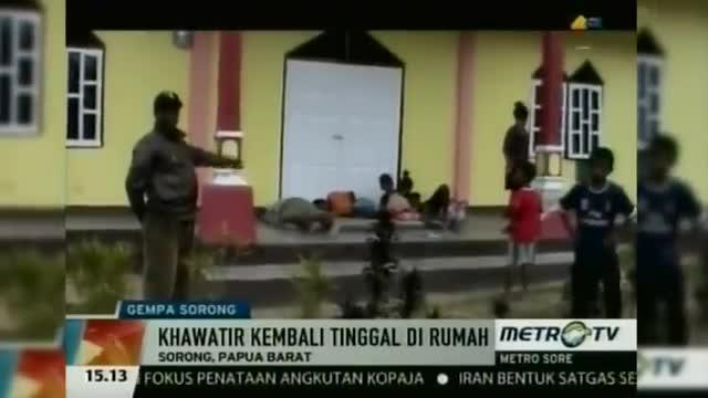 Magnitude 6.6 Earthquake Hits Indonesia
