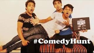 Comedy Hunt Unboxing - #Super40