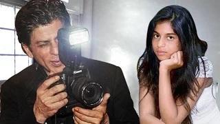 Shahrukh Khan Turns Photographer For Daughter Suhana Khan
