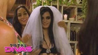 Paige gets a glimpse of herself as bride: WWE Total Divas: September 22, 2015