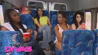 Brie bonds with the Divas over their family relationships: WWE Total Divas Bonus Clip: Sept. 22, 2015