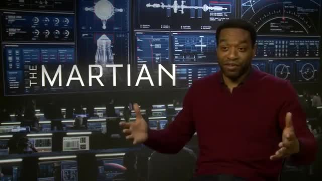 'The Martian' Cast on the Importance of 'me Time