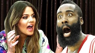 Khloe Kardashian CAUGHT James Harden Cheating