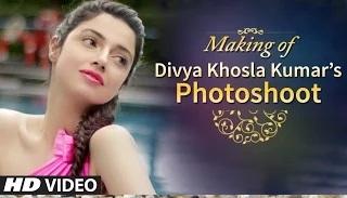 Divya Khosla Kumar's Photoshoot for 'Asia Spa COVER SHOOT'
