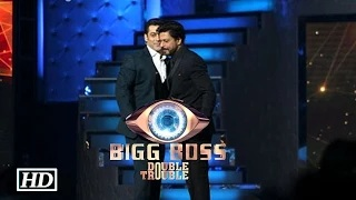 Salman Invites Shahrukh To Bigg Boss House | Bigg Boss 9 - Double Trouble | Colors