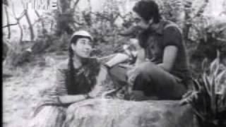 Phool le gaalon pe Matwaali Chaalon Pe | Baap re Baap (1955) | Asha Bhonsle & Kishore Kumar | {Old Is Gold}