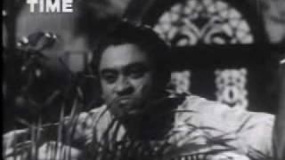 Raat Rangeelli Chamke Taare Aaja Sajanwa | Baap re Baap (1955) | Asha Bhonsle | {Old Is Gold}