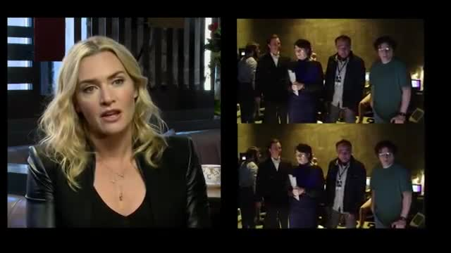 Winslet on 'challenging' Steve Jobs Film