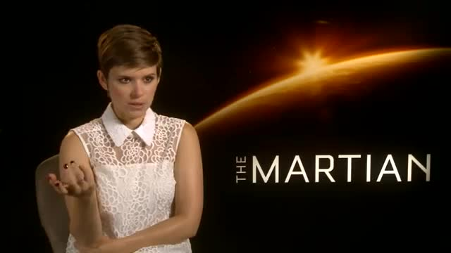 'The Martian' Cast's Space Travel Must-haves
