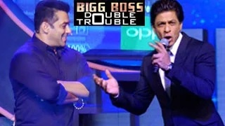 Salman Khan wants Shahrukh Khan to promote Dilwale on Bigg Boss 9 | UNSEEN VIDEO