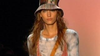 BCBG Goes California Chic for Fashion Week