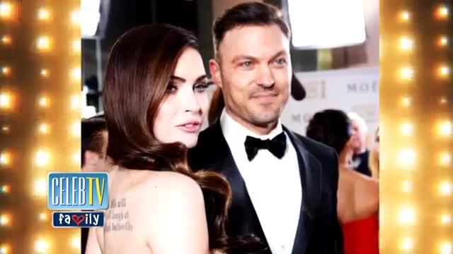 Brian Austin Green Wants Alimony from Megan Fox
