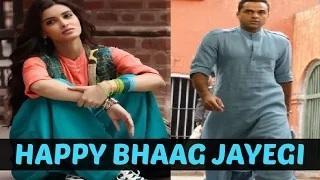 Happy Bhaag Jayegi First Look | Diana Penty | Abhay Deol