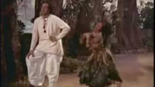 Suno Suno Jee Mere Rasiya Man Basiya - Jhanak Jhanak Payal Baje(1955) - Lata Mangeshkar - {Old Is Gold}