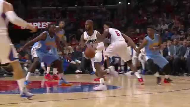 NBA: DeAndre Jordan's Double-Double Preseason Opener!