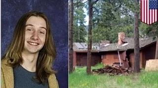 Missing teen found dead: 18-year-old's body found in abandoned cabin chimney years later