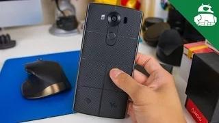 LG V10 Durability Drop Test!