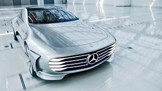 Mercedes-Benz 'Concept IAA' - Driving (Intelligent Aerodynamic Automobile)