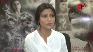 Konkana Sen Sharma talks about her upcoming flick 'Talvar'