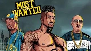 Most Wanted - Jazzy B, Mr. Capone-E Feat. Snoop Dogg - Panasonic Mobile MTV Spoken Word