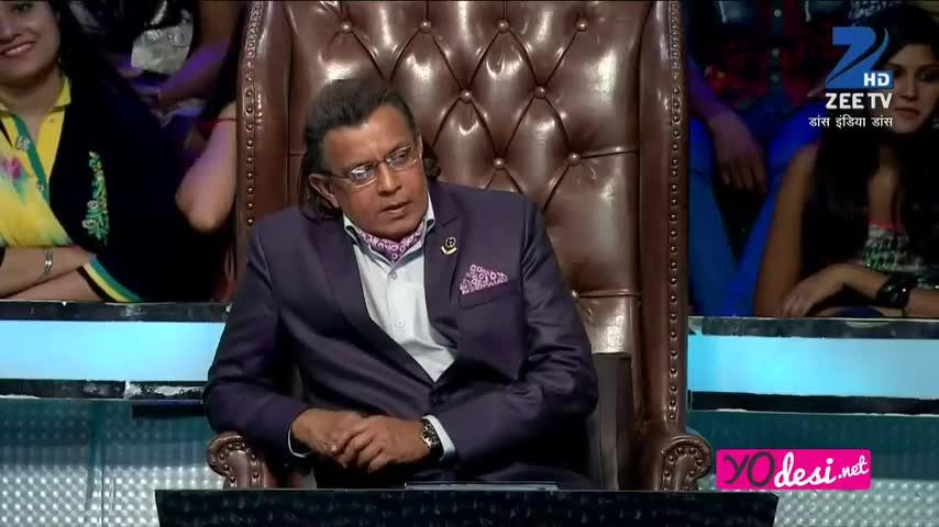 Dance India Dance (Season 5) - 4th October 2015 - Part 4/4