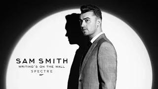 Sam Smith - Writing's On The Wall | 'Spectre' Theme (Official Lyric Video)