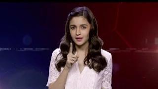 Alia Bhatt To Kick Off At the Hero ISL Opening Ceremony