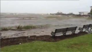 Hurricane Joaquin Swamps Charleston