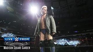 WWE Network: Chris Jericho celebrates 25 years in the ring - Live from MSG: Lesnar vs. Big Show