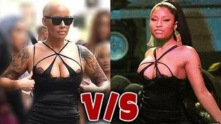 Nicki Minaj VS Amber Rose   Who Wore It Better??