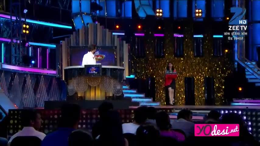Dance India Dance (Season 5) Grand Finale - 10th October 2015 - Part 3/8