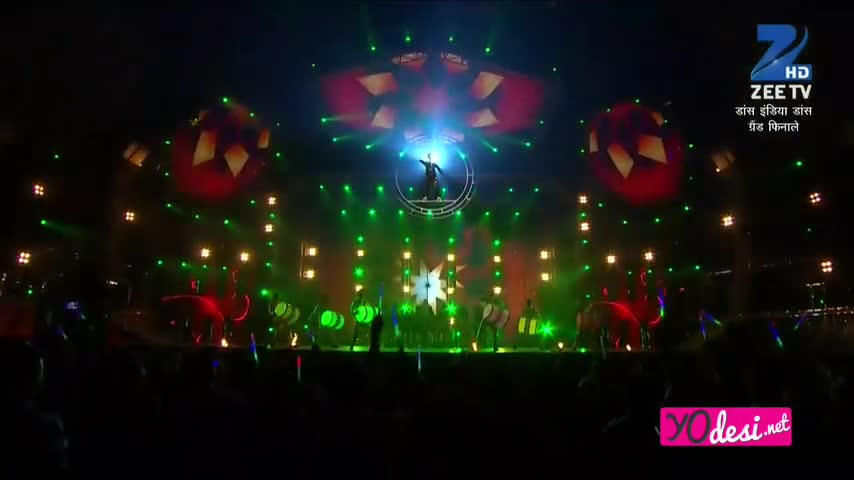 Dance India Dance (Season 5) Grand Finale - 10th October 2015 - Part 4/8