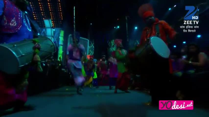 Dance India Dance (Season 5) Grand Finale - 10th October 2015 - Part 5/8