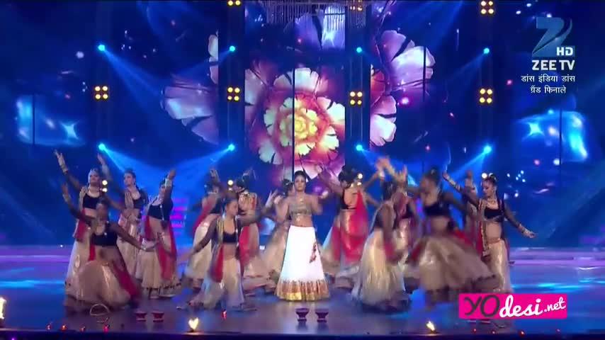 Dance India Dance (Season 5) Grand Finale - 10th October 2015 - Part 6/8