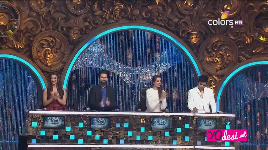 Jhalak Dikhhla Jaa 8 (Super Finale) - 10th October 2015 - Part 2/8