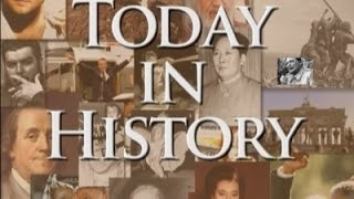 Today in History for October 15th Video