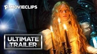 Crimson Peak Ultimate Gothic Romance Trailer (2015) - Mia Wasikowska Horror Movie HD
