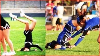 Fails Compilation Girls || Best of Cheerleader Fails || Ultimate Girls Fails