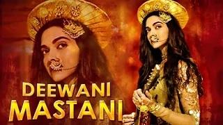 'Deewani Mastani' Song First Look | Bajirao Mastani | Ranveer Singh