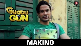 Guddu Ki Gun - Making | Kunal Kemmu , Payal Sarkar & Sumit Vyas
