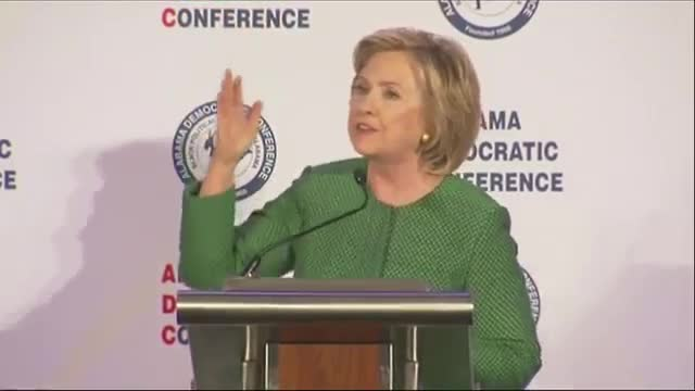 Clinton Hits Republicans on Economy