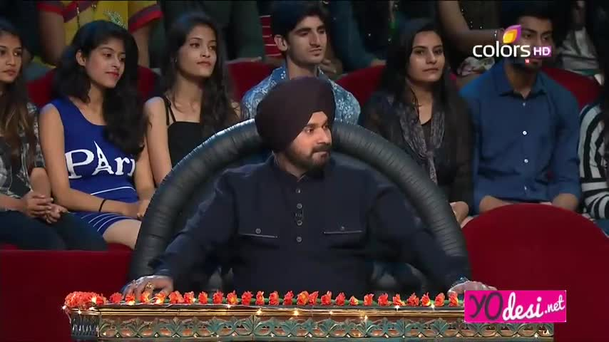 Comedy Nights With Kapil - Shahid Kapoor & Alia Bhatt - 17th October 2015 - Part 4/4